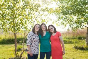 Cassie, Becky & Alisha