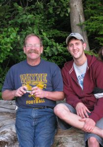 dad and matt