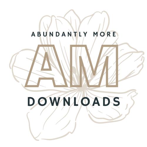 Abundantly More Downloads